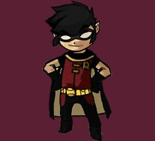 Rupin - Young Justice Style Unisex T-Shirt