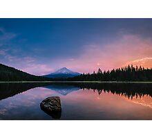 Mount Hood Magic Photographic Print