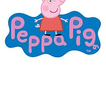 Peppa Pig by chachi-mofo