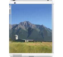 Mountains Digital Painting iPad Case/Skin