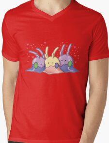 Shiny Goomy Love Mens V-Neck T-Shirt