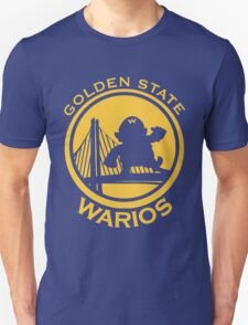 GOLDEN STATE WARIOS T-Shirt