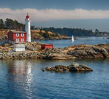 Fisgard Lighthouse, Victoria, BC by Carrie Cole