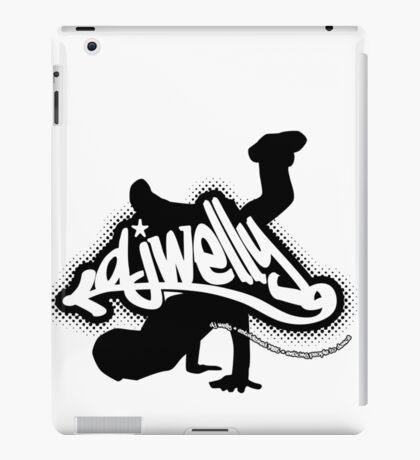 DJ Welly - Breaker Logo iPad Case/Skin