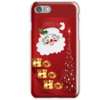 Ho Ho Ho !  iPhone Case/Skin