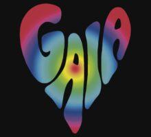 Gaia Heart 2 Baby Tee
