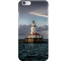 The Chicago Harbor Light House 2 iPhone Case/Skin