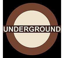 Underground75 Photographic Print