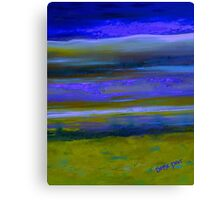 The Gathering Storm Canvas Print