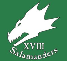 Salamanders by Dumoque