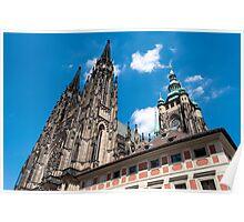 Saint Vitus Cathedral. Poster