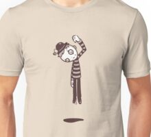 French Mime Unisex T-Shirt
