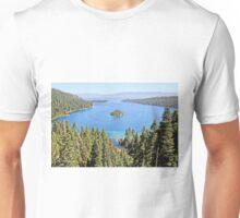 Emerald Bay on Lake Tahoe Unisex T-Shirt