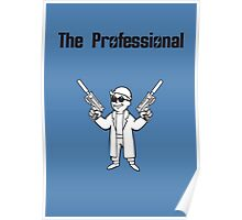 Vault Boy - The Professional Poster
