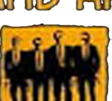 A Band Apart Sticker