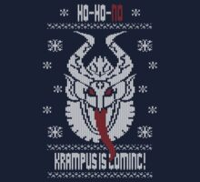 Better Be Nice...The Krampus is Coming!! Kids Clothes