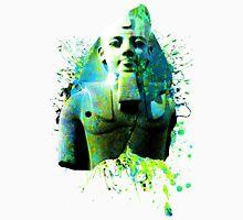 Egyptian display of green Unisex T-Shirt