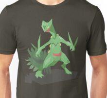 Cutout Sceptile Unisex T-Shirt
