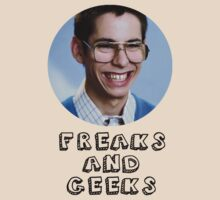 Freaks and Geeks - Bill Haverchuck by grungeandglam