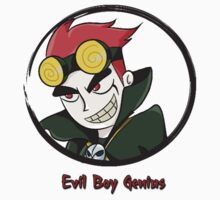 Jack Spicer Evil Boy Genius by PokeNarMew