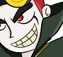 Jack Spicer Evil Boy Genius Sticker