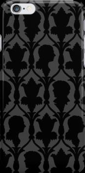 Johnlock Wallpaper by FANATEE