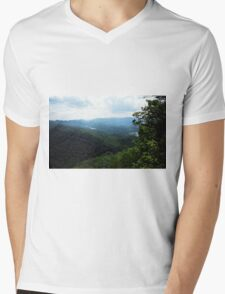 Cumberland Gap - Kentucky Mens V-Neck T-Shirt