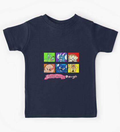 Strawberry Dough Cast T-Shirt (Kids) Kids Tee