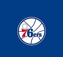 Philadelphia 76ers by Tommy75