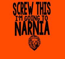 Narnia Quotes T-Shirt