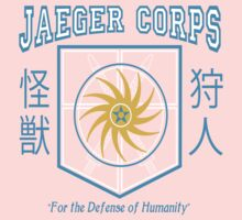 Jaeger Corps One Piece - Long Sleeve