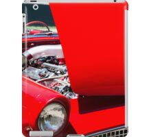 Thunderbird with Open Hood iPad Case/Skin