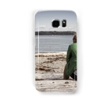 Watching the water Samsung Galaxy Case/Skin