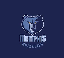 Memphis Grizzlies by Tommy75