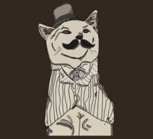 Fancy Cat by DavidDesigns