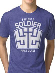 Final Fantasy VII - SOLDIER First Class Logo Tri-blend T-Shirt