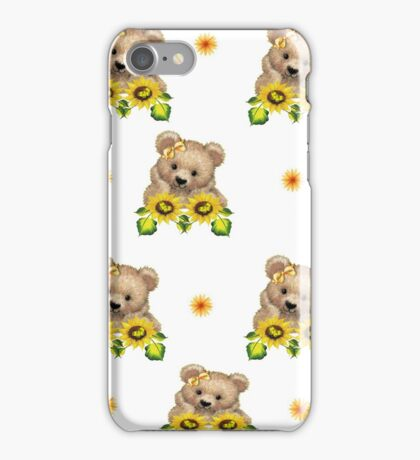 Sweet Teddy Phone Cover  iPhone Case/Skin
