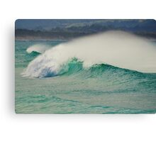 Offshore Canvas Print