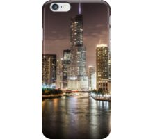 The Chicago River 2 iPhone Case/Skin