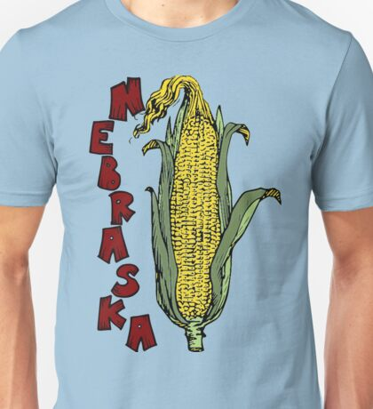 morning in nebraska. Unisex T-Shirt