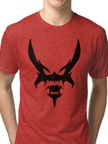 Akumetsu - Black Tri-blend T-Shirt