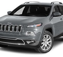 2014 Jeep Cherokee by Brandon Burling