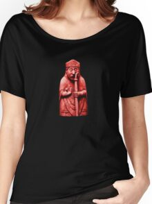 Angry Bishop T-Shirt Women's Relaxed Fit T-Shirt