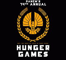 Hunger Games by Jordan Bails
