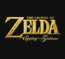 Zelda Symphony of the Goddesses One Piece - Short Sleeve