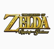 Zelda Symphony of the Goddesses Kids Clothes
