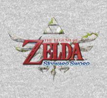 Zelda Skyward Sword Kids Clothes