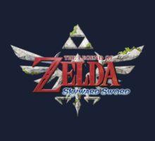 Zelda Skyward Sword Kids Tee