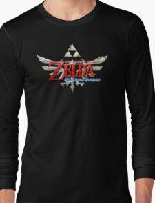 Zelda Skyward Sword Long Sleeve T-Shirt