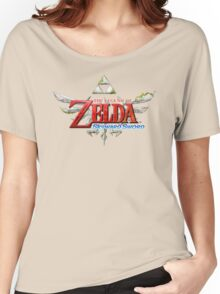 Zelda Skyward Sword Women's Relaxed Fit T-Shirt